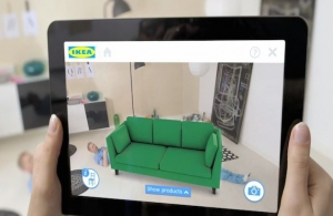 Ikea -Augmented Reality App
